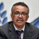 El jefe de la Organización Mundial de la Salud (OMS), Tedros Adhanom Ghebreyesus,Fabrice Coffrini / Pool a través de REUTERS