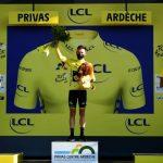 Adam Yates,nuevo lider del Tour de Francia 2020 Foto A.S.O -Alex Broadway