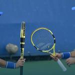 Cabal y Farah comenzaron con pie derecho la defensa de su título de dobles del US Open.Foto Cortesá ATP