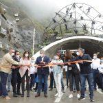 Inauguración del Tunel de la Línea,fotos Presidencia 00