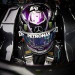 El piloto de Mercedes, Lewis Hamilton, participa en las prácticas del Gran Premio de Italia de la Fórmula 1, en Monza, Italia. 4 de septiembre de 2020. FIA/Handout REUTERS