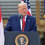 Donald Trump, presidente de los Estados Unidos, Peter Zay - Agencia Anadolu