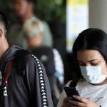 Jovenes en peligro de contagio de COVID-19