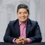 Carlos Eduardo Guevara,presidente del Partido MIRA