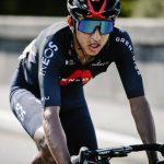 Cedio Egan Bernal en la Etapa quince del Tour de Francia 2020