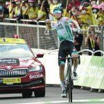 Lennard Kämna se quedó con la victoria en la etapa 16 del Tour de Francia,ASO-Alex Broadway