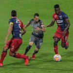 Independiente Medellín no pudo ganar en el Atanasio Girardot y cayó ante el Caracas 3-2-3