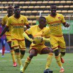 Bogota celebra gol sobre Magdalena-Foto DIMAYOR
