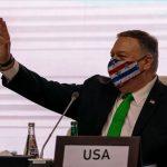 Mike Pompeo finalizó gira por Suramérica donde buscó aliados contra Venezuela. (Departamento de Estado de EEUU - Handout - Agencia Anadolu).