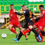 Con anotación de Neyder Moreno en el arraque del partido, Envigado volvió a la Liga con victoria por 0-1 ante Patriotas