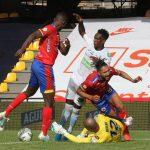 Pasto venció 2-0 a Jaguares