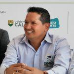 Andrés Felipe Marín Villada asume nuevamente el cargo de secretario de deporte de Caldas
