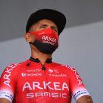 El ciclista colombiano del equipo Arkea-Samsic Nairo Pool vía REUTERS/Tim De Waele