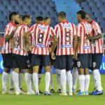 Junior F.C. vs. Independiente del Valle Balón de fútbol