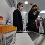 El Dorado, primer aeropuerto en Colombia con Test Center para COVID-19-Foto Mintransporte