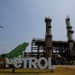 Refinería de petróleo de Ecopetrol en BarrancabermejaREUTERS/Jaime Saldarriaga