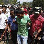 Condenados asesinos de Indigenas