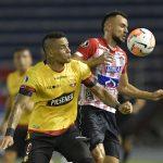 Junior 0-2 Barcelona SC @libertadores