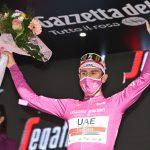 Ulissi triunfa en la etapa 2 del Giro d'Italia