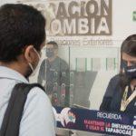 MIGRACIÓN COLOMBIA HACE LLAMADO A LA RESPONSABILIDAD PARA QUE VIAJEROS EVITEN ABORDAR VUELOS CON PRUEBA POSITIVA PARA COVID-19