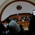 El presidente de la Asamblea Nacional Constituyente de Venezuela, Diosdado Cabello, concede una conferencia de prensa en Caracas REUTERS/Manaure Quintero