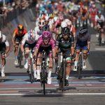 Demare gana la etapa 7 del Giro d'Italia