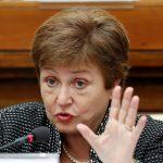 Kristalina Georgieva,directora gerente del FMI, REUTERS/Remo Casilli/