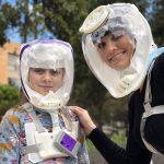 Burbuja de protección Bio 1 papr