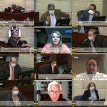 La plenaria del Senado de la República aprobó este martes el informe de conciliación del Proyecto de Ley 210 de 2020 Senado, 340 de 2020 Cámara