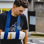 El campeón del mundo, Julian Alaphilippe será operado este lunes. Foto Guía del ciclismo