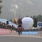 Geoghegan Hart ganó la decimoquinta etapa del Giro de Italia