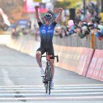 Ben O'Connor (NTT Pro Cycling) gano la decimoséptima etapa del Giro de Italia