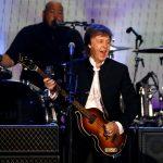 Paul McCartney. REUTERS/Mario Anzuoni