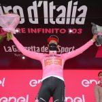 Wilco Kelderman, nuevo líder del Giro.