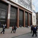 Vista general de la sede principal del Banco de la República REUTERS/John Vizcaino