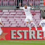 Real Madrid hunde al Barcelona en el Clásico con la ayuda de un penal de Ramos