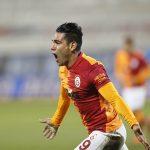 GOL y asistencia del Tigre Falcao para el 2-1 del Galatasaray ante Erzurum BB2