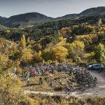 Quinta etapa de la Vuelta 2020