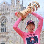 Tao Geoghegan Hart es el ganador del 103° Giro d'Italia