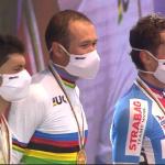 Leonardo Páez se consagró bicampeón mundial UCI Marathon MTB