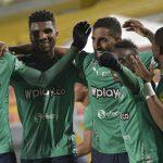 Colorado y Menosse del Deportivo Cali dieron vuelta el resultado para ganarle el Clásico a Millonarios en la Sudamericana.@sudamerica