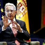 El expresidente de Colombia Álvaro Uribe Vélez. Foto Eduardo Parra - Europa Press / Europa Press