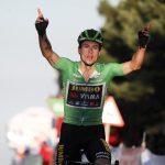 Roglic es nuevo lider de la Vuelta a Espana 2020. Luis Angel Gomez - Photo Gomez S