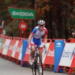 David Gaudu (Groupama-FDJ) se ha adjudicado este sábado la undécima etapa de la Vuelta a España