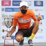 Diego Camargo, nuevo campeón de la Vuelta de la Juventud Mindeporte 2020
