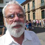 Defensor de derechos humanos y representante de la Mesa Municipal de Víctimas, Jorge Luis Solano