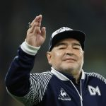 Diego Maradona, REUTERS/Agustín Marcarián