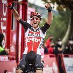 Wellens se impone en la 14ª etapa de la Vuelta a España