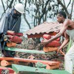 Huracán ETA deja 53 familias damnificadas en la isla de San Andrés Foto: Gobernación de San Andrés
