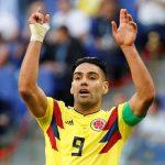 El delantero de la selección colombiana de fútbol Radamel Falcao Garcia REUTERS/Carlos Garcia Rawlins